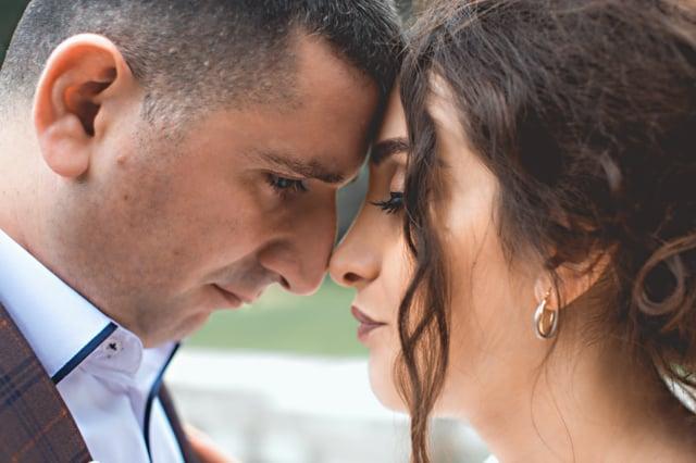 Гегам и Седа Армянская свадьба