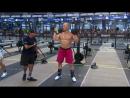 2018 CrossFit Games _ Age Group 1RM S-OH u0026 P.S. (16-17 u0026 35-49)