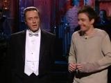 Christopher Walken - Introduction (Saturday Night Live)