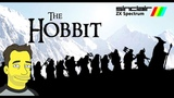 The Hobbit adventure game on the ZX Spectrum