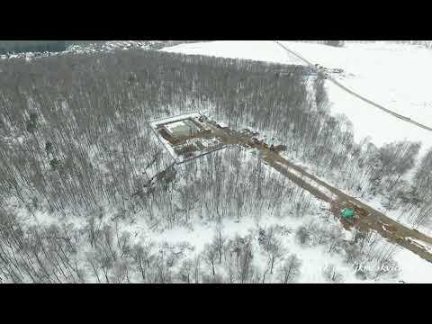 Что это в лесу, рядом с ЖК Москвичка от Гранель в Коммунарке?