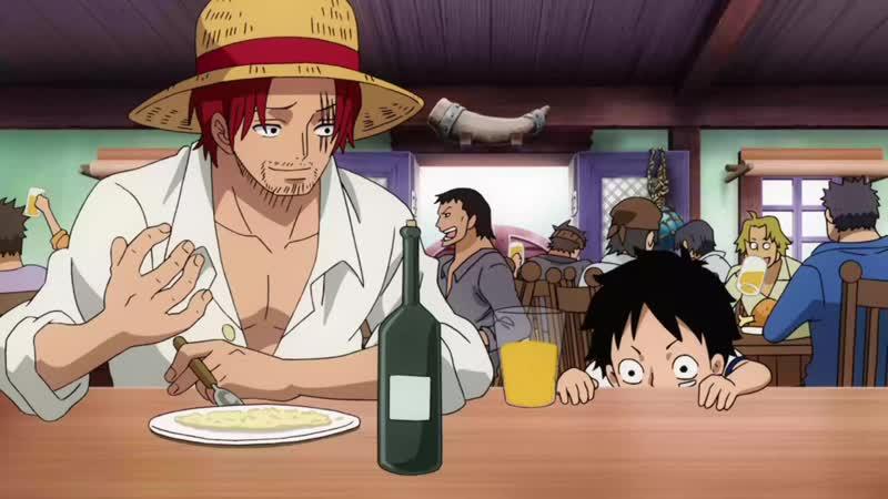 [Comrade-el-Vovucho Екатерина] Ван Пис: Эпизод Ист Блю | One Piece: Episode of East Blue (отрывок)