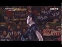 20151223 Daisuke TAKAHASHI Lacrimosa(low quality video)