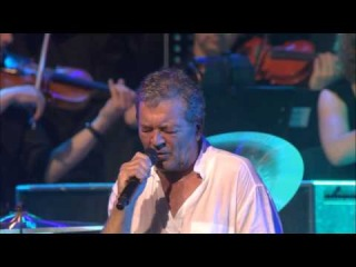 Deep Purple with Orchestra 2011 - When a blind man cries with guitar solo