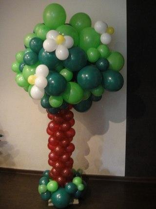 Фетиш надувных шаров