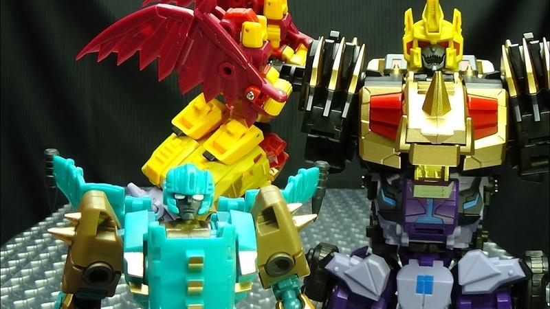 Fansproject BRISTLEBACK BEASTRUCTOR Beastructor Part 6 EmGos Transformers Reviews N Stuff