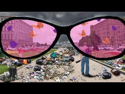 Украина сквозь розовые очки Артур Сенько