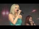 Концерт Натали в ТК Китай город Санкт-Петербург 16.02.19