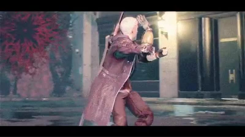 Devil May Cry 5 — New Nero Taunt