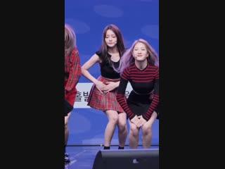 (fromis_9) 지선(JISUN) - 22세기 소녀(22Century Girl) 직캠(FANCAM)
