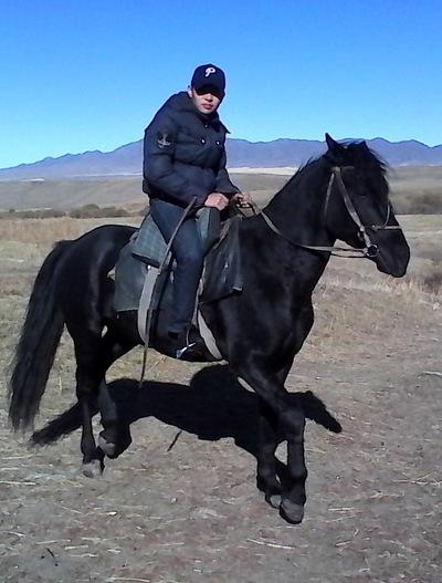 Aibol Berikbala, 5 января , Москва, id187516900
