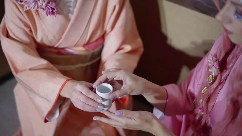 Inari-samaYokai Usagi video-cosplay