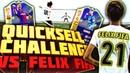 QUICKSELL CHALLENGE VS FELIX FIFA РЕВАНШ TOTS SUAREZ VS TOTS RAMOS
