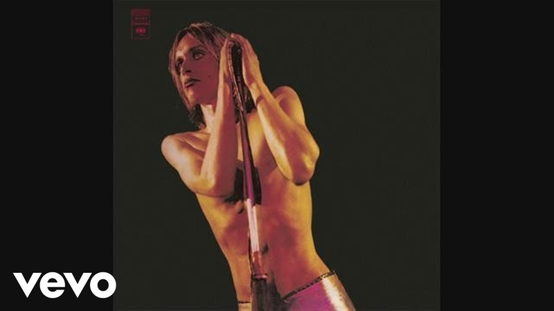 Iggy The Stooges - Raw Power (Bowie Mix) (Audio)