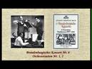 J. S. Bach: Brandenburgisches Konzerte Nr. 6, Orchestersuiten Nr. 1, 2 (Karl Richter) Disc 2