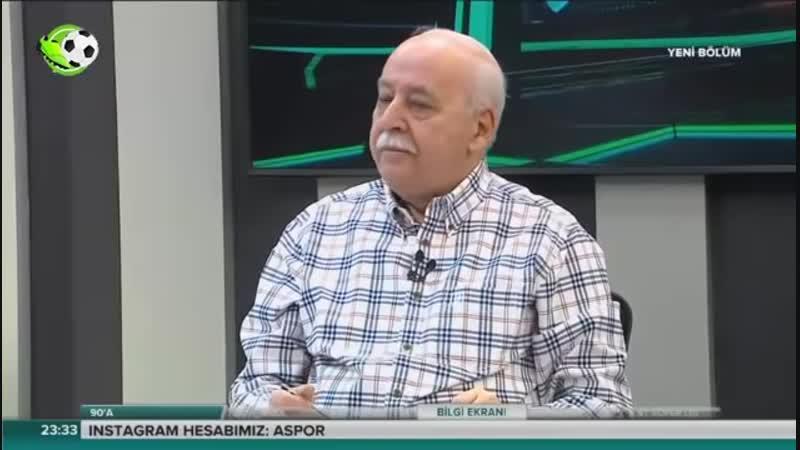 Serkan Korkmaz Kemal Belgin Güven Tanerden Süper Lig 18 Hafta Değerlendirmeleri 90a