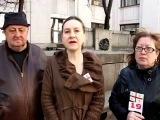 Московские грузины участникам митинга в Тбилиси 19.04.2013