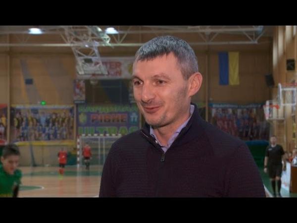 У Рівному відбувся Всеукраїнський турнір з футзалу серед молоді