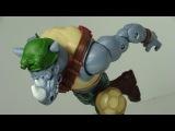 TMNT Teenage Mutant Ninja Turtle Classics Rocksteady 6 Inch