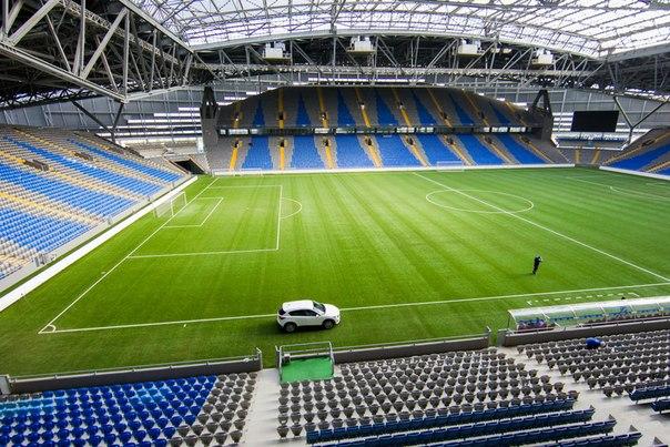 «Астана Арена» – столичный