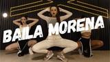BAILA MORENA - Hector y Tito ft Don Omar Choreography by Nicole Conte
