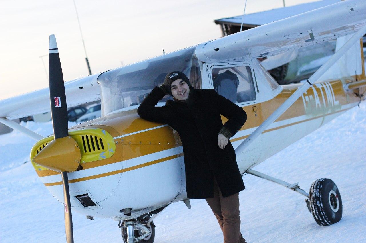 Обучение на пилота СВС в авиаклубе PiterPolet