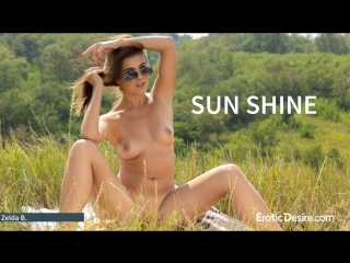 Zelda B - Sun Shine by Erotic Desire.com
