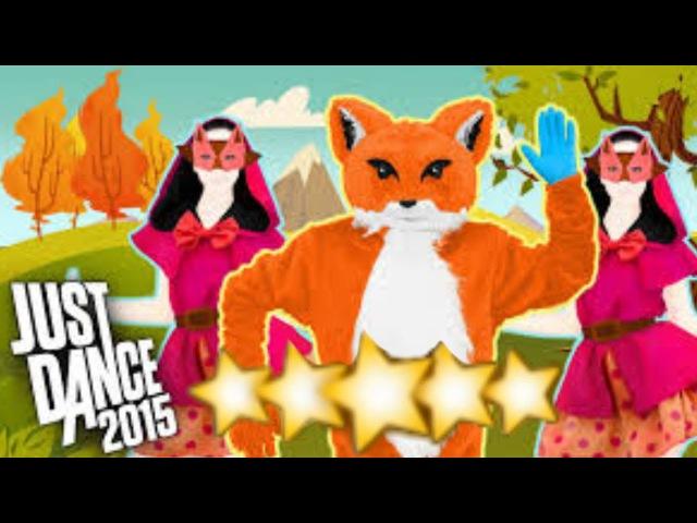The Fox Just Dance 2015 Full Gameplay 5 Stars