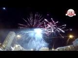 Огненное шоу на свадьбу Екатеринбург - Форт Боярд + каскады Серебрянных  пальм