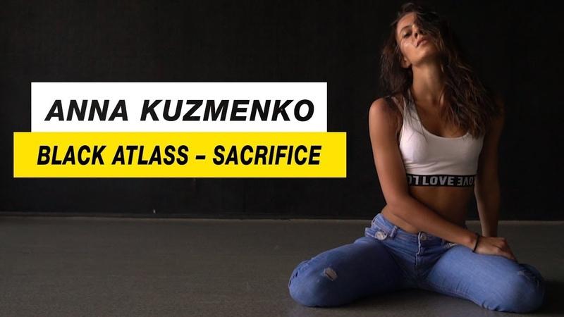 Black Atlass Sacrifice Choreography by Anna Kuzmenko Dance Studio
