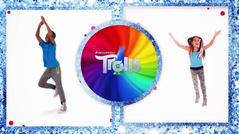 Just Dance Kids _ Trolls_ Cant Stop The Feeling _ GoNoodle