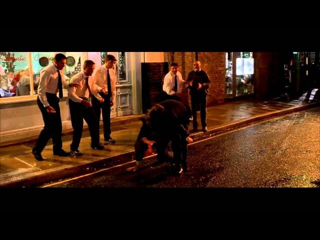 Hugh Grant vs Colin Firth (Daniel Cleaver vs Mark Darcy) - Fight Scene - Bridget Joness Diary