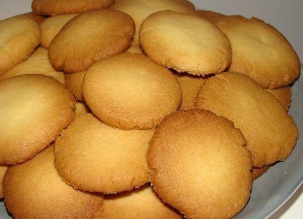 Вкусное печенье к чаю