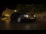Mercedes-Benz W210   Night Astrakhan