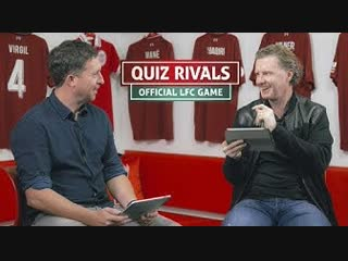 Lfc quiz rivals: fowler v mcmanaman | you've upset me with that stat