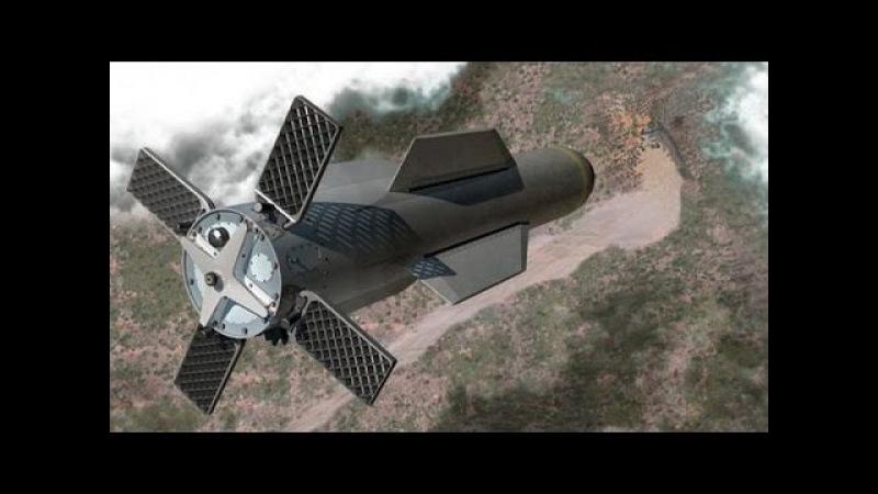 Самые сверхсекретные боевые машины США