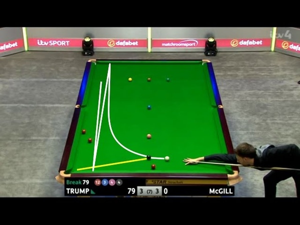 Judd Trump Crazy EXHIBITION CLEARANCE on Hill-Hill Snooker