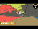 Syria War Report – November 13, 2017 ISIS Conducts Suicide Attempt To Seize Back Al-Bukamal