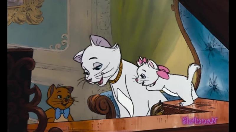 Мама - первое слово (Disney and another animation)