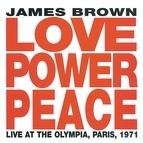 James Brown альбом Love Power Peace