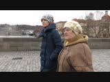 Как бабушка из украинской деревни впервые побывала в Европе