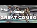Tekken tag tournament 2 HD Baek e Hwoarang great combo tutorial
