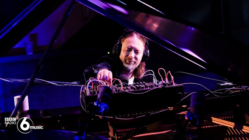 Thom Yorke - Suspirium (Live for BBC Radio 6 Music)
