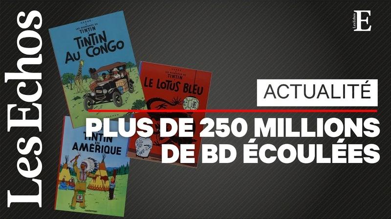 « Mille milliards de mille sabords ! » Tintin fête ses 90 ans