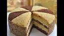Бисквитный торт Сметанник со сметанным кремом YUMUSACIG SMETANLI TORT SMETANNIK