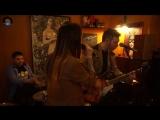 Марти-мой друг лучше всех играет блюз(концерт в баре Маяковский)