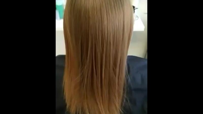 Разглаживание волос Brazilian Blowout www.instagram.com/parikmaher_borovliany_minsk