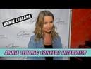 Annie LeBlanc - Annie LeBling Concert Interview 2018