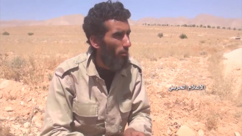 ИГИЛовцы сдаются САА и Хэзболле