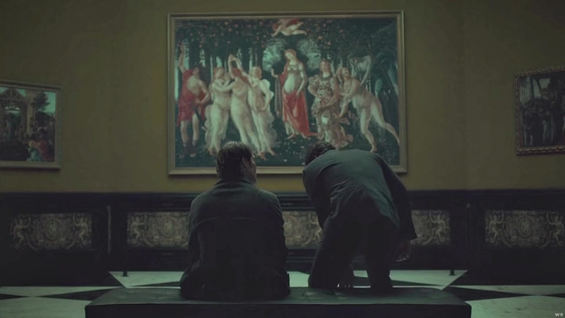 Веганам вход запрещён (Will Graham / Hannibal Lecter) - my secret friend